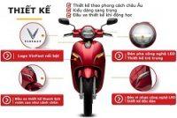 Thông số kỹ thuật xe máy điện VinFast Klara