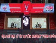 Địa chỉ Showroom xe Vinfast và Đại lý xe Vinfast chính hãng trên Toàn Quốc